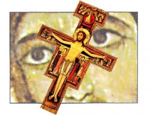 Na cruz não falta nenhum exemplo de virtude