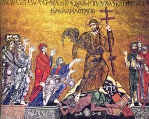 Vamos participar da festa da Páscoa