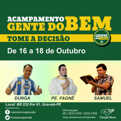 CARTAZ GENTE DO BEM - BLOG