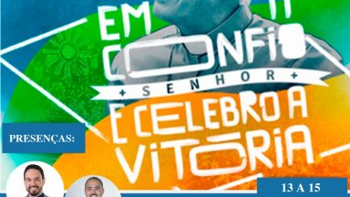 2º Hosana Pernambuco - 13 a 15 de dezembro