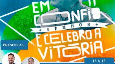 Programação - 2º Hosana Pernambuco - 13 a 15 de dezembro