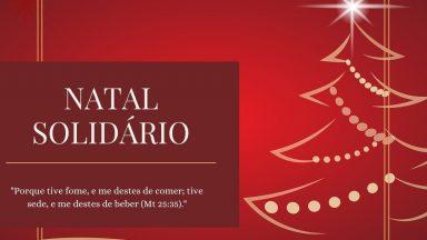 Natal solidário Canção Nova-Gravatá