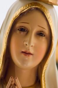 Imagem peregrina de Nossa Senhora de Fátima