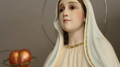 Festa do Imaculado Coração De Maria - Ato de Consagração da Família