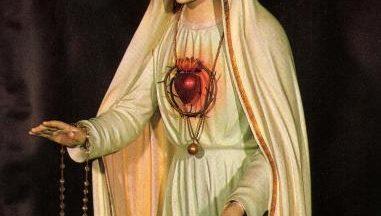 Novena ao Imaculado Coração de Maria - 3° Dia