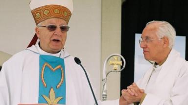 Consagração da Comunidade Canção Nova ao Imaculado Coração de Maria