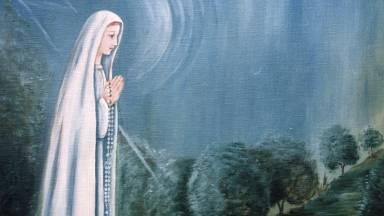 Terceira aparição de Nossa Senhora de Fátima