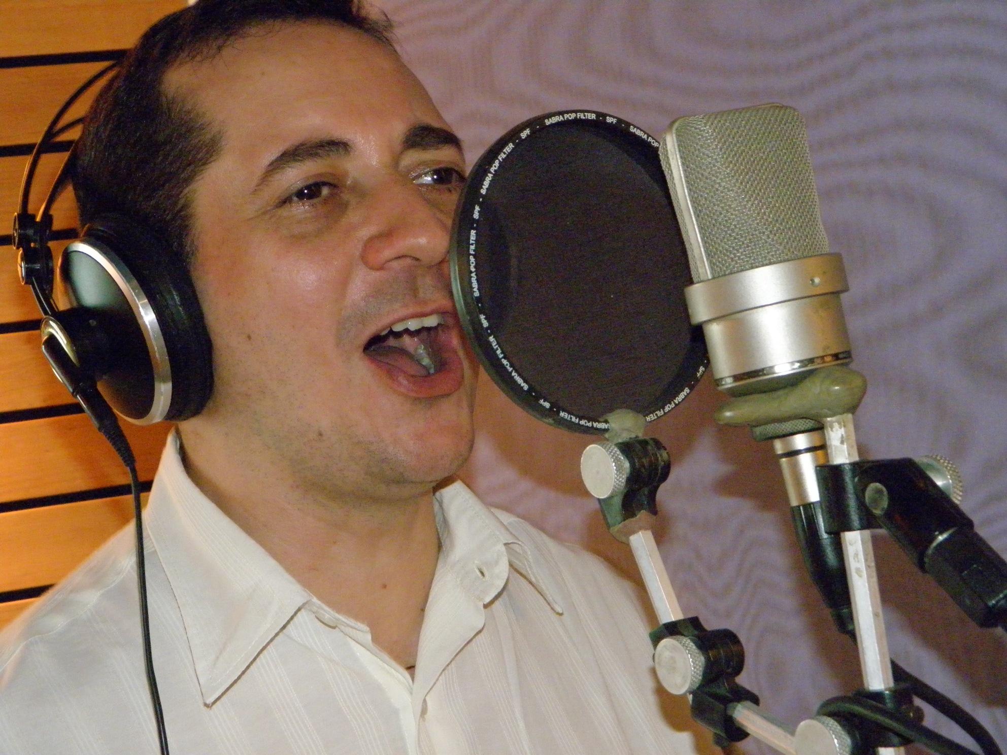 Junior Alves Gravação