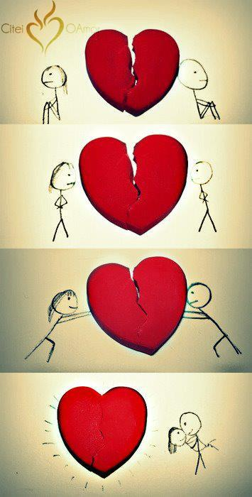o amor venceu