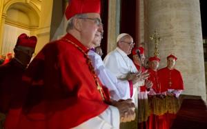 Os gestos proféticos do nosso novo Papa Francisco