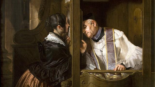 Resultado de imagem para confissão dos pecados