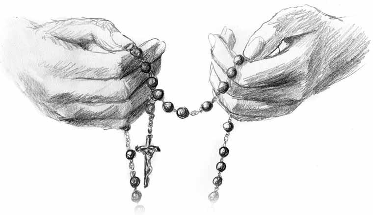Conhecido Terço da Libertação | Paróquia Nossa Senhora da Paz PU02