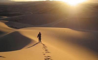 """Deus não guia Seu povo por """"caminhos curtos."""""""