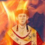 O Papa que veio do Purgatorio pedir ajuda a uma santa