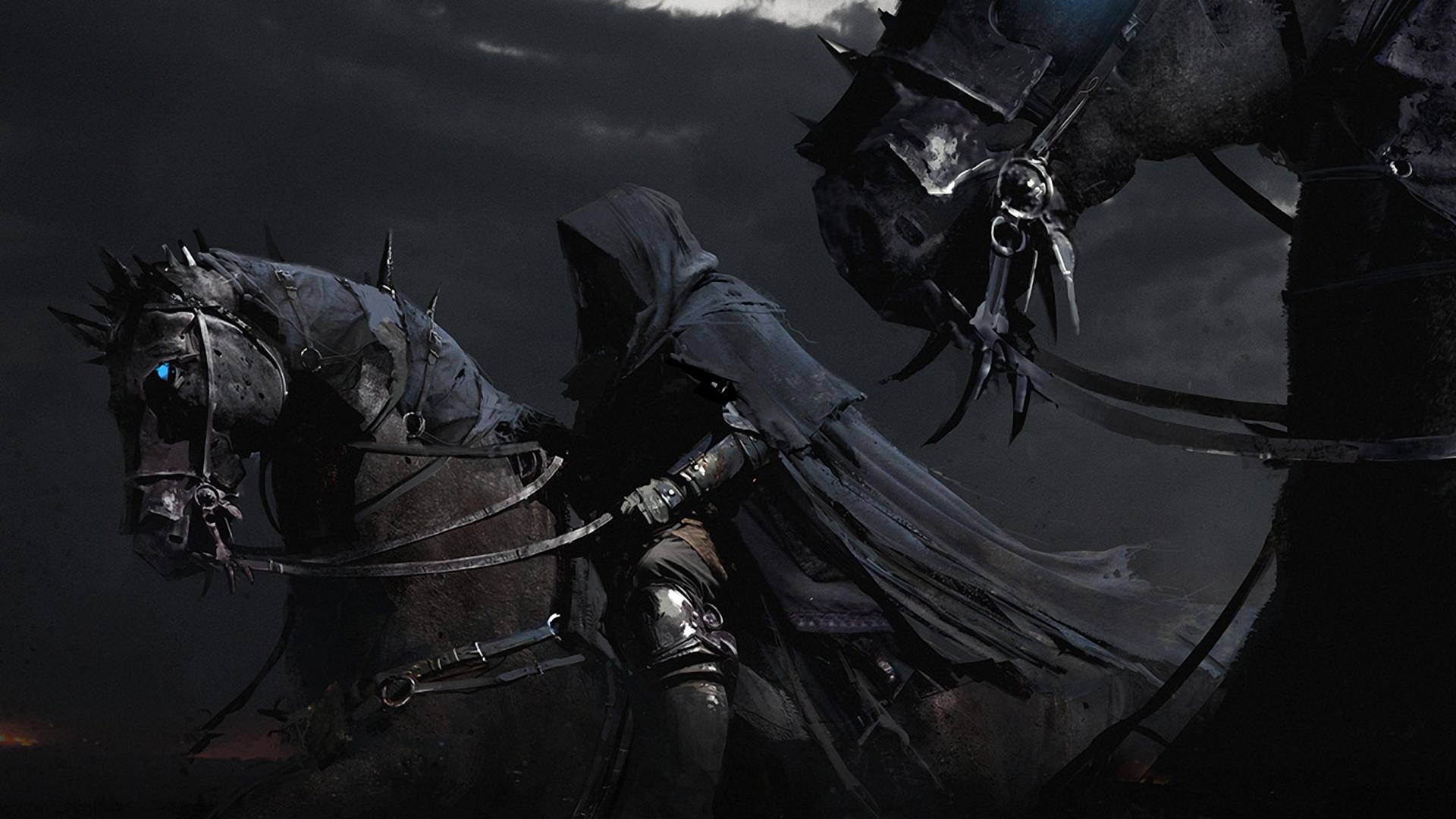 O Cavalo E O Diabo Livres De Todo Mal