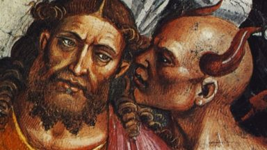 Por que o Demônio é chamado de acusador?
