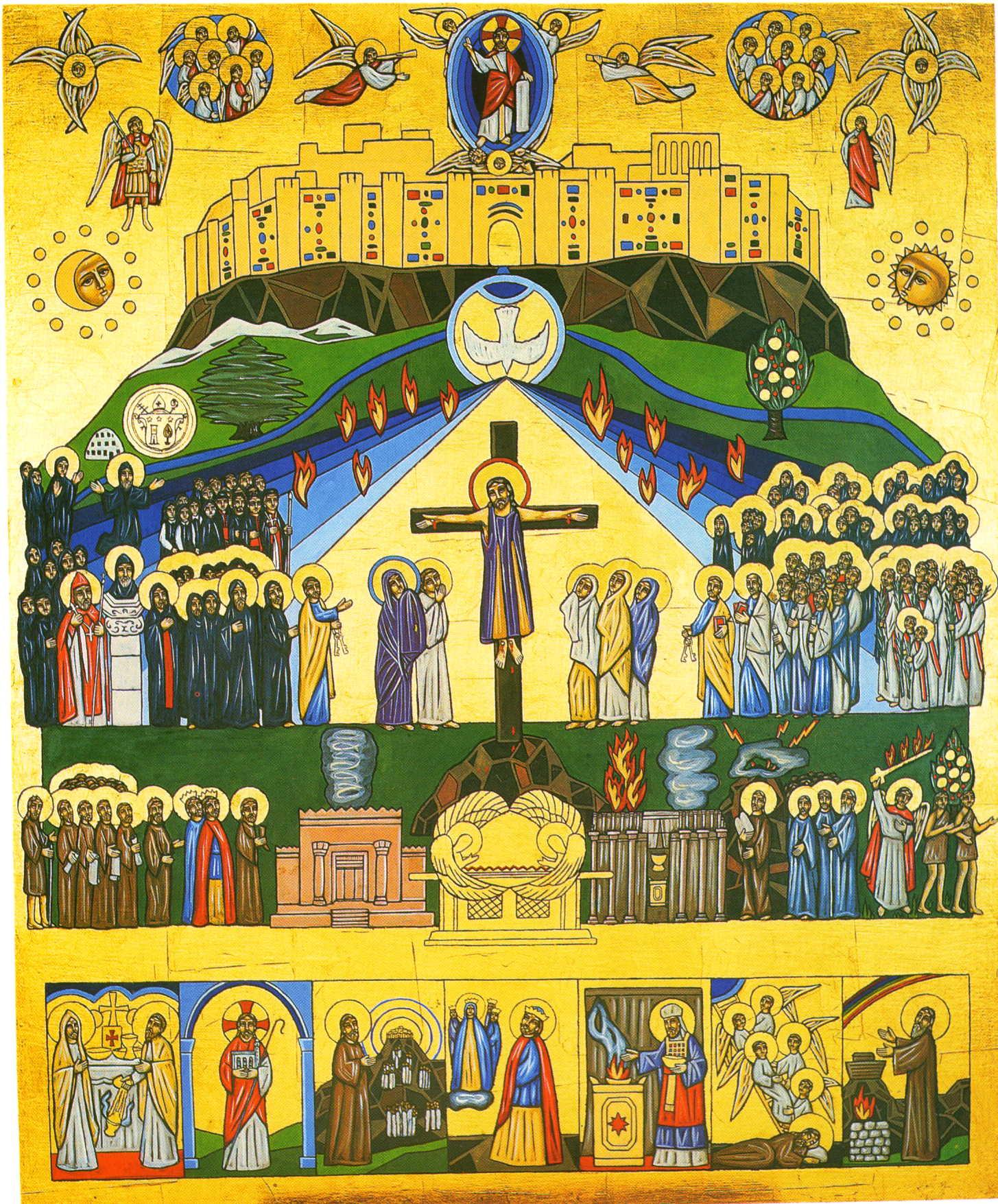 Consagração da Igreja | Programa Memórias do Libano