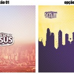Escolha a capa do CD Revolução Jesus