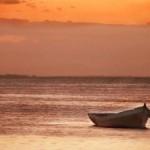 No barco dos discípulos