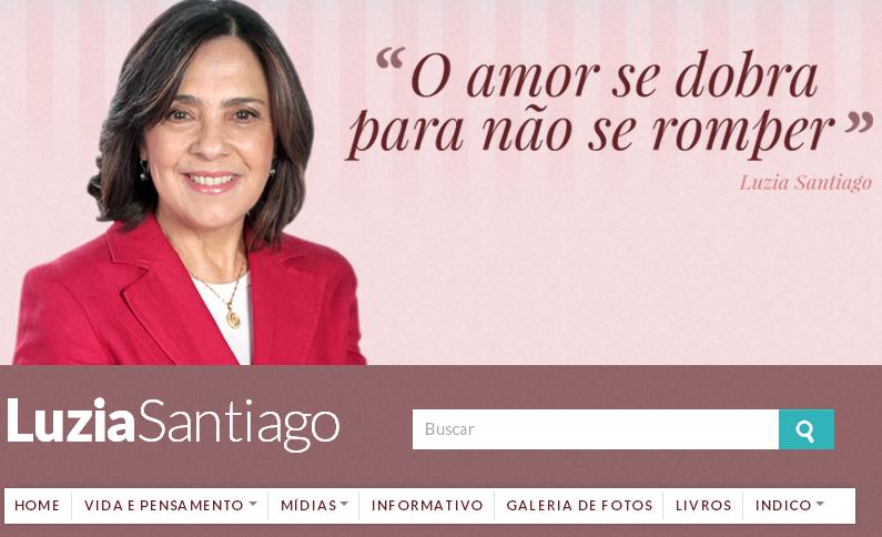 Luzia Santiago tem capacidade de incutir esperança nos corações