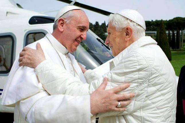O Mito do Papa Herói