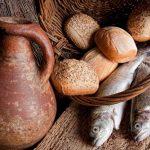 Cinco pães, dois peixes e o menino
