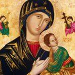 Entenda o simbolismo do ícone de Nossa Senhora do Perpétuo Socorro