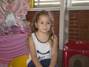 """Maria Fernanda,""""Nandoca"""" a razão de sorrir nestes dias!"""