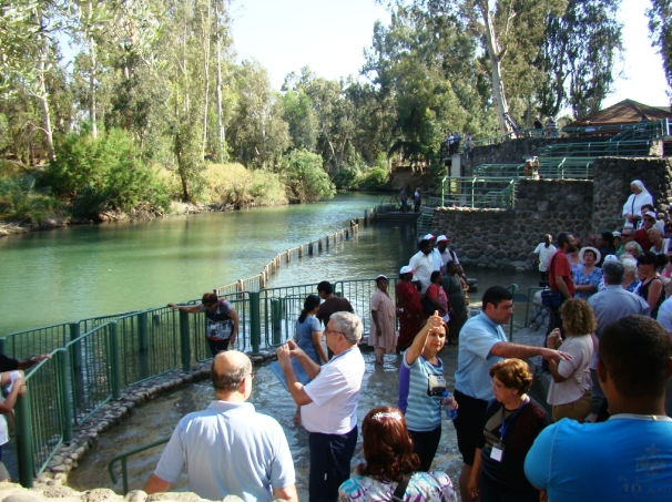 Rio Jordão! Renovação da Vida Nova em Cristo!