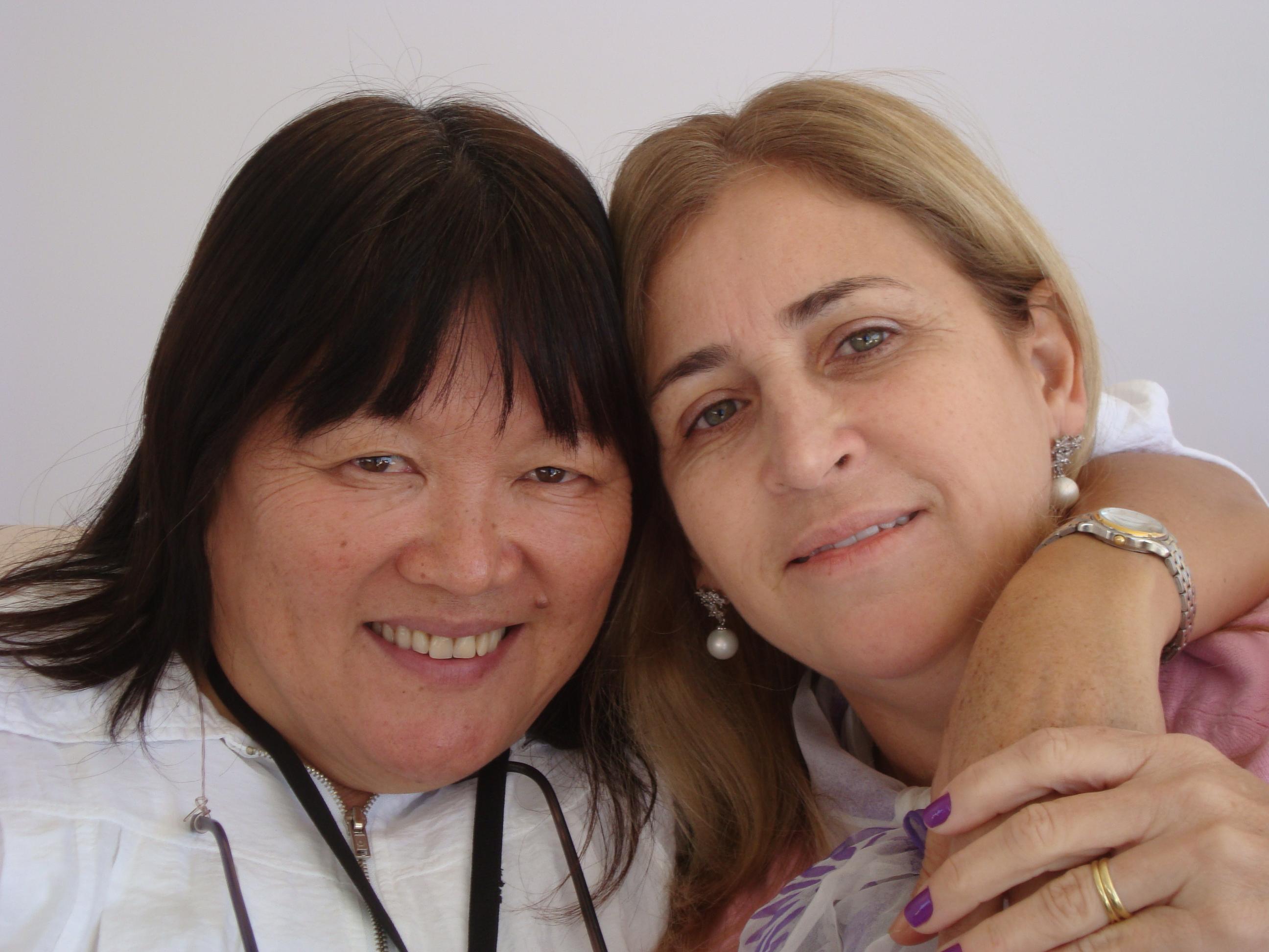 Elzinha e Mariinha Viggiano