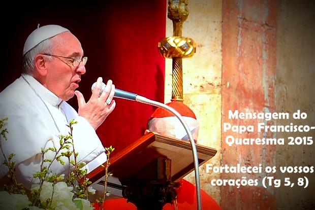 papa-francisco-falando para Blog
