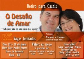 Cartaz Retiro para Casais 2015 WEB