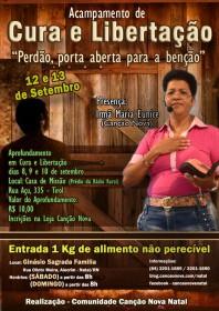 Acamp Cura e Libertação Irma Maria Eunice WEB