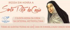 Missa Santa Rita