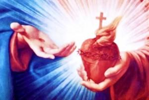 Novena Sagrado Coração de Jesus-materia