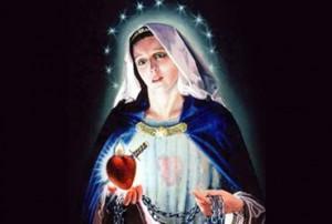 Nossa Senhora das Dores-materia