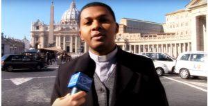 pe geraldinho, vaticano