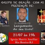 Livro na plenitude da luz em Rio Bonito-RJ