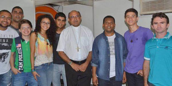 banda link jovem, palmas capital da fe