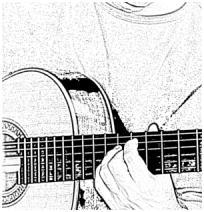 meu pai e meu violão