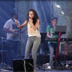 Maiza de Paula - banda link jovem