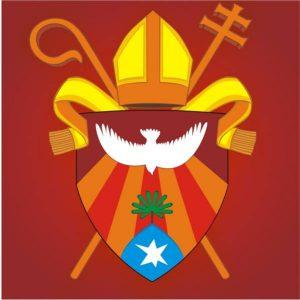 brasão arquidiocese de palmas