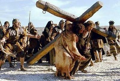 QUARESMA 2014 PRECEITOS Jesus-e-simao-o-cirineu1