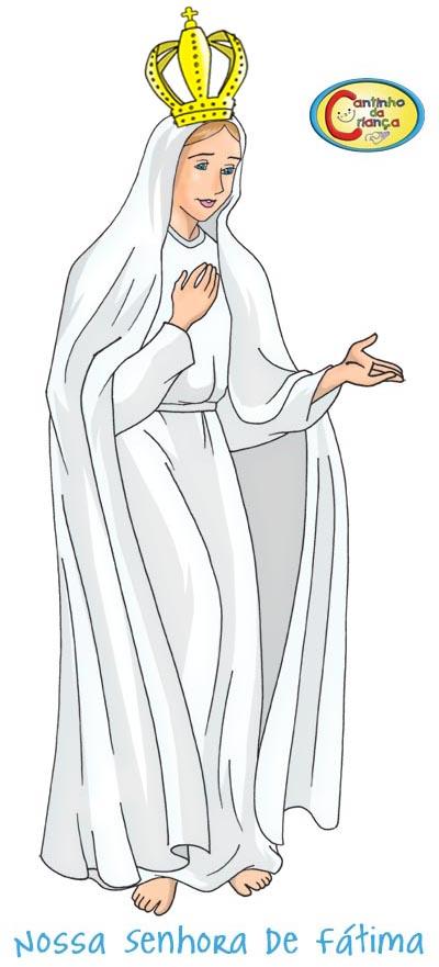 Nossa Senhora E Os 3 Pastorinhos