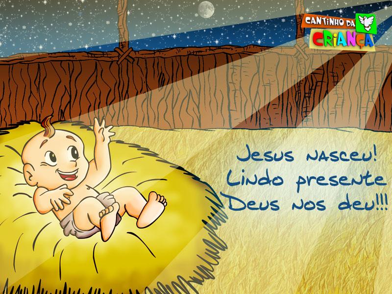 Jesus-Nasceu