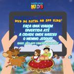 App Canção Nova Kids