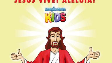 Páscoa: Ressurreição de Jesus!