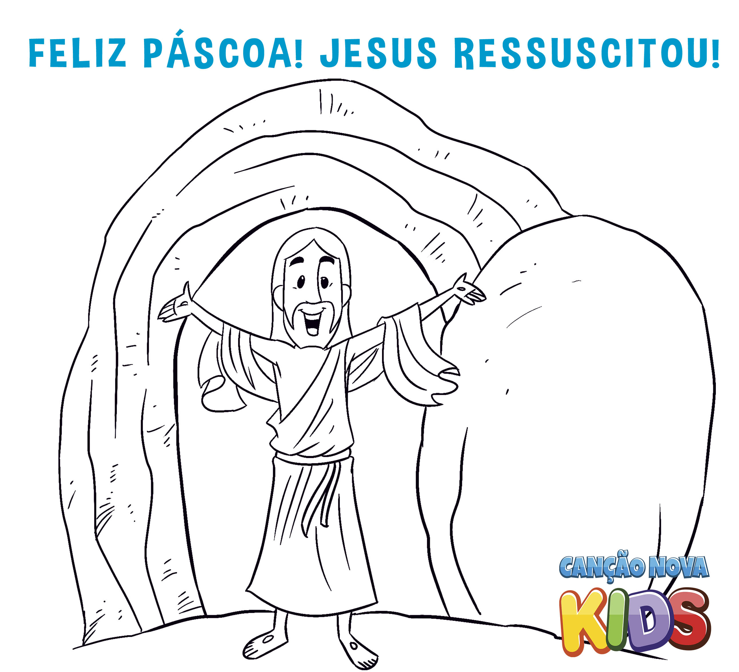 Pascoa Ressurreicao De Jesus