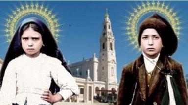 São Francisco e Santa Jacinta Marto, rogai por nós!