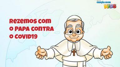 Em comunhão com a Igreja, rezemos com o Papa Francisco!